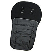 Tesco Cosytoes Foot Muff Black