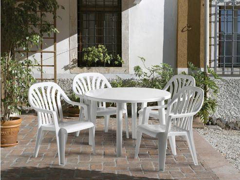 Hhsw Vela High Chair White