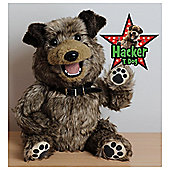 Hacker T. Dog Hand Puppet