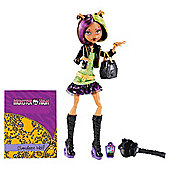 Monster High Scaremester Clawdeen Doll