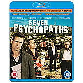 Seven Psychopaths - Blu-Ray