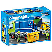 Playmobil 6110 Recycling Truck