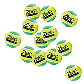 Zsig Link Mini Tennis Ball Green - Size Pack of 12