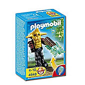 Playmobil Templeguard With Green Lightweapon - Treasure Hunters 4848