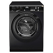 Hotpoint Extra WMXTF922K Washing Machine, 9Kg Wash Load, 1200 RPM Spin, A++ Energy Rating, Black