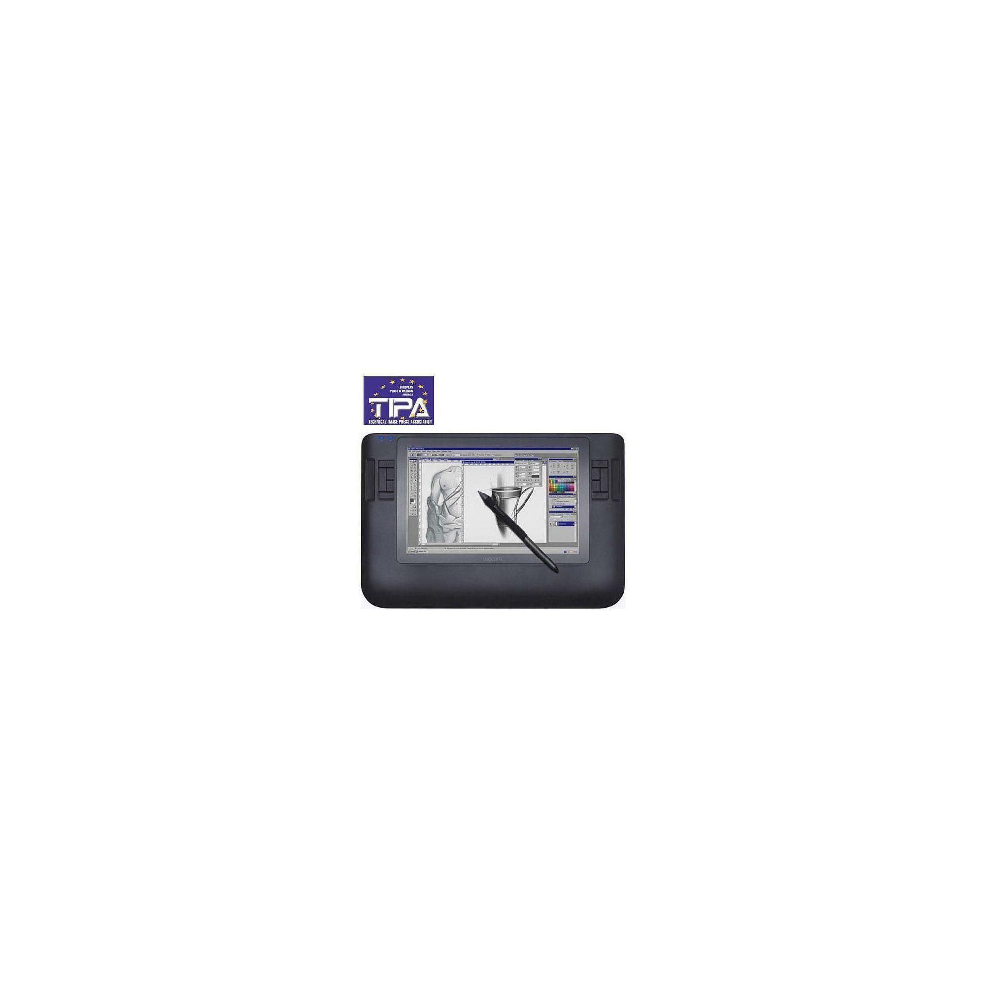 Wacom Technology WAC-DTZ1200W-FR Cintiq 12WX LCT Tablet at Tesco Direct