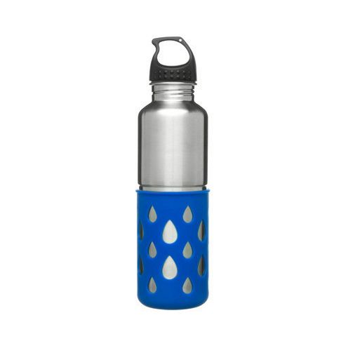 Sagaform Water Bottle in Blue