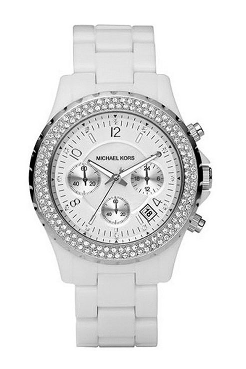 Michael Kors Ladies Chronograph Watch MK5300