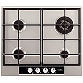AEG HG654440SM 60cm Gas Hob in Stainless Steel