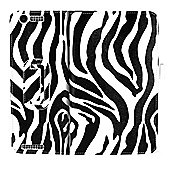 "Orzly ""Stand & Type"" Case, Compatible with the Tesco Hudl 2 - Zebra Print"