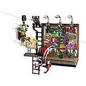 Teenage Mutant Ninja Turtles Billboard Breakout Playset