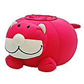 Cozy Time Micro Pals Desk Tidy Pink Cat