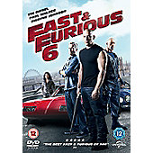 Fast And Furious 6 (DVD)