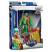 WWE Elite Collection Fernando Action Figure