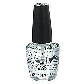 OPI Lay Down That Base Base Coat Nail Polish 3.75ml