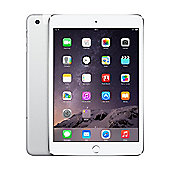 Apple iPad mini 3 64GB Wi-Fi & Cellular (3G/4G) Silver