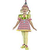Child Clown Cutie Costume Medium