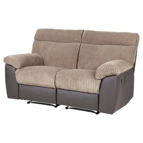 Buy Dorset Medium 2 5 Seater Recliner Sofa Taupe From