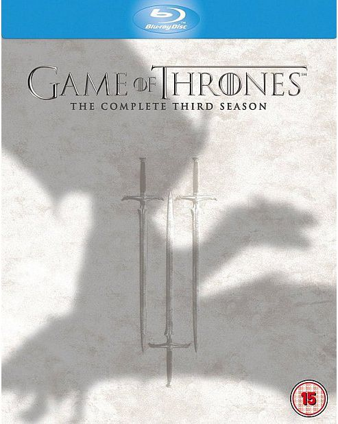 Game Of Thrones Season 3 - Bluray