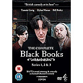 Black Books 1-3