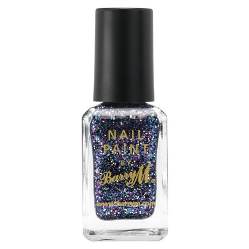 Barry M Jewel Glitter Nail Paint 354 - Amethyst