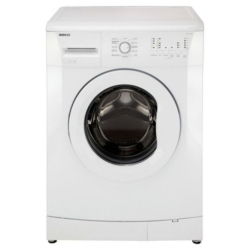 Beko Washing Machine,7kg Wash Load, 1100 rpm Spin, A+ Energy Rating. White