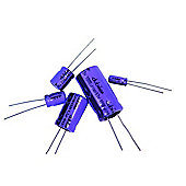 PC Electrolytic Capacitor 100Uf 25V
