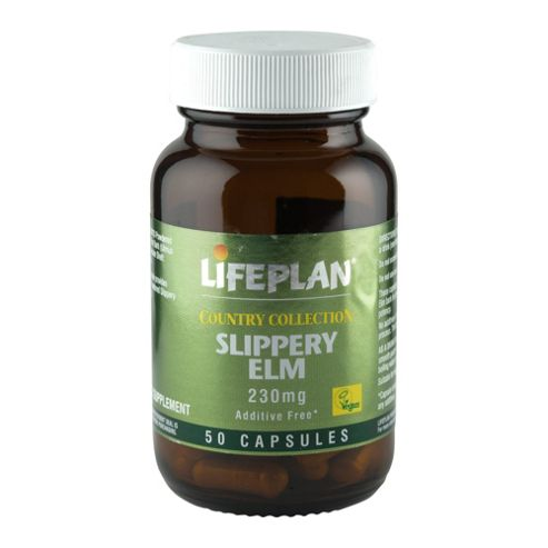 Slippery Elm 180Mg
