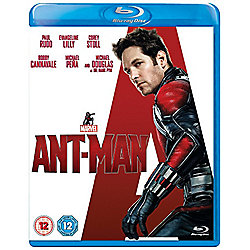Ant Man 2D Blu-ray