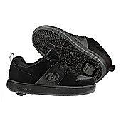 Heelys Cyclone Black Heely Shoe - Black