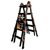 Heavy Duty 5 Rung Little Giant Ladders Pro Version