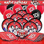 One Direction Party Pack For 16