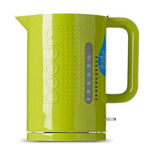 Bodum 11138-565UK Bistro Kettle 1.5Lt in Lime Green
