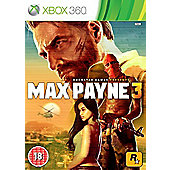 Max Payne 3 Tesco Exclusive