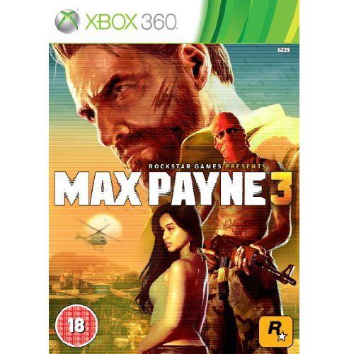 Max Payne 3 Tesco Exclusive