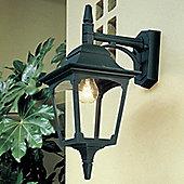Elstead Lighting Chapel Outdoor Wall Lantern - Black