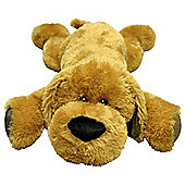 Giant Floppy Soft Toy Dog