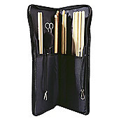 Stagg DS04 Drumstick Drum Kit Stick Beater Mallet Brush Bag