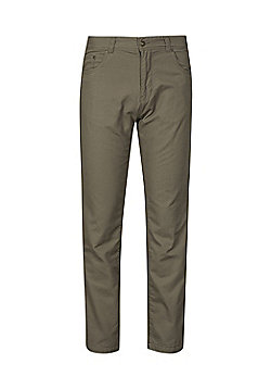 Mountain Warehouse Winter Insulated Lined Trouser - Green