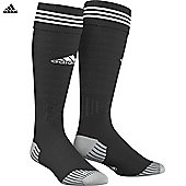 adidas adiSock Football Sport Socks Black - Black