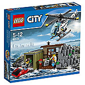 LEGO City Crooks Island 60131 - Tesco Exclusive