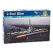 U-Boot Biber - 1:35 Scale - 5609 - Italeri