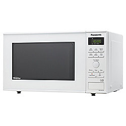 Panasonic Solo Microwave NN-SD251WBPQ 23L, White