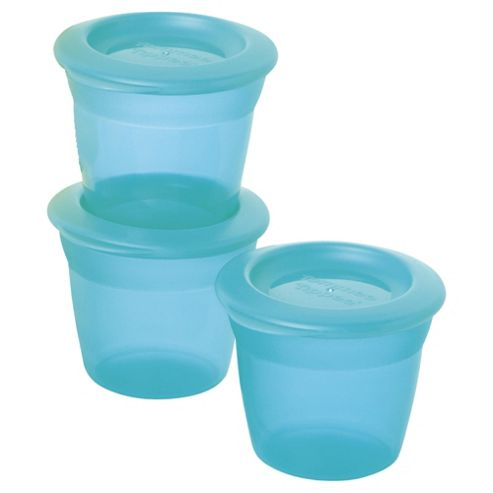 Tommee Tippee Food Pots X3