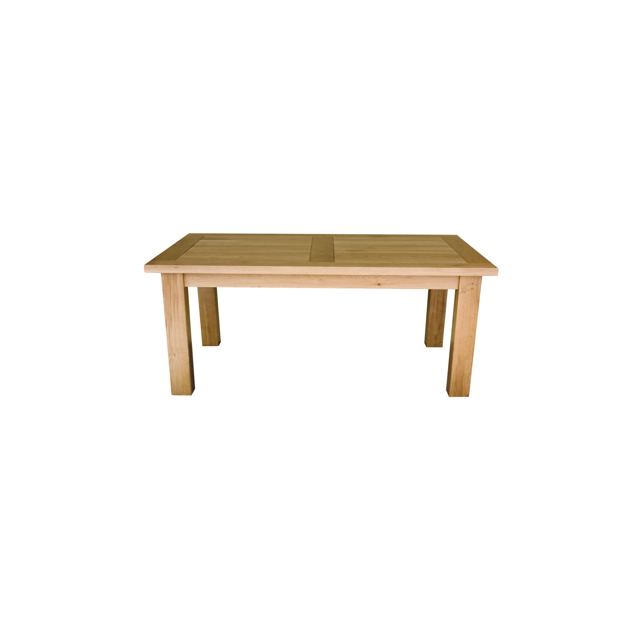 Hampton Large Solid Oak Dining Table