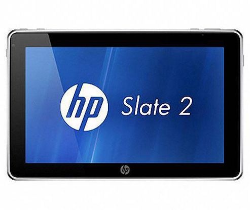 HP Slate 2 (8.9 inch) Tablet PC Atom (Z670) 1.5GHz 2GB 32GB SSM WLAN BT Webcam Windows 7 Pro 32-bit (Intel GMA 600)