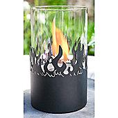 Azora Black Table Top Gel Burner