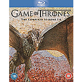 Game of Thrones: Season 1-6 Blu-ray