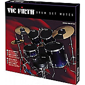 Vic Firth Drum Set Mutes (22in Standard)