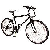 "Silverfox Blackout 26"" Mountain Bike - Men's"